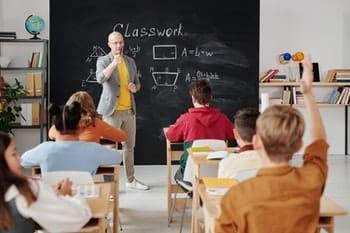 school en educatie