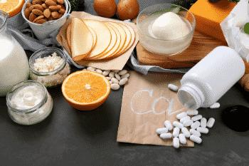 calciumrijke voeding niet alleen zuivel