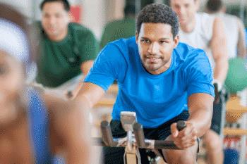 hoge intensiteit sporten calorieën verbranden
