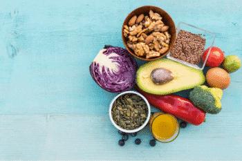 koolhydraatarm eten gezond