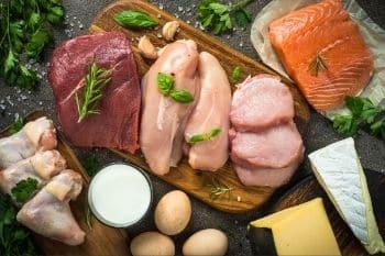 meer eiwitten in je voeding is goed voor je stofwisseling
