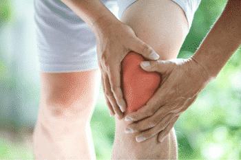 pijnlijke spieren door overbelasting