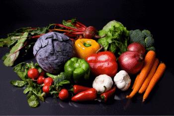 voldoende vitaminen in groente en fruit