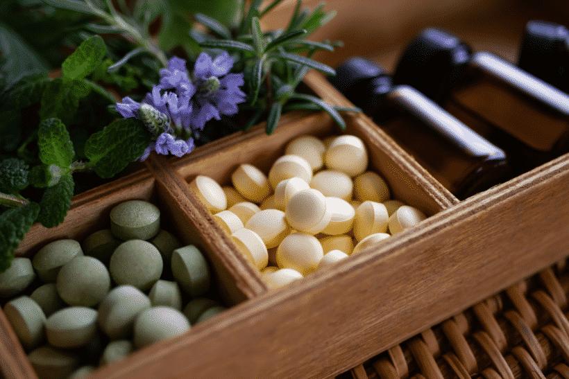 biologische voedingssupplementen