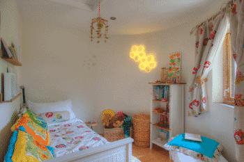 comfortabele slaapkamer voor beter slapen