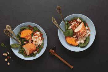 dash dieet veel groente en fruit