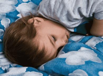 peuter wil niet slapen