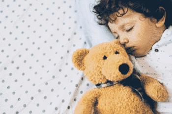 peuter wil niet slapen wel belangrijk