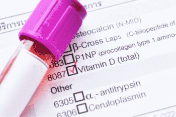 tekort aan vitamine D