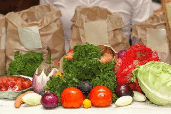 voeding biologisch zonder chemische middelen