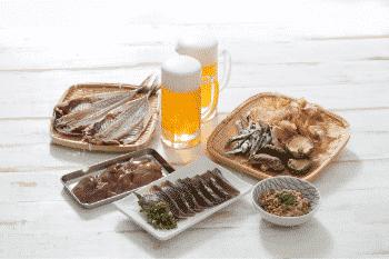 voeding met een hoog purine gehalte