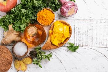 voeding tegen schimmelinfectie