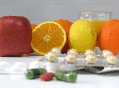 welke vitamines heb ik nodig