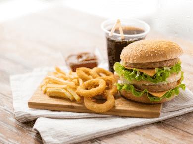 bewerkte voedingsmiddelen