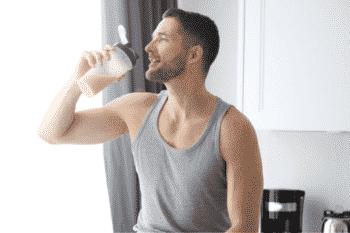 eiwit supplement eiwitshake of door voeding