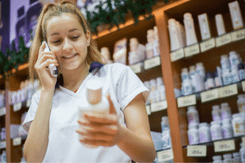 vitamin store good customer service