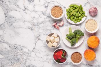 voeding met oestrogeen