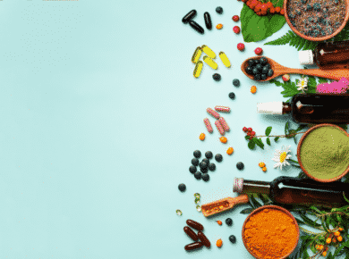 voedingssupplement met resveratrol