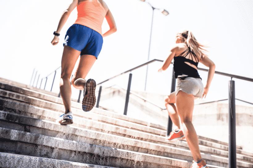voedingssupplementen en hardlopen