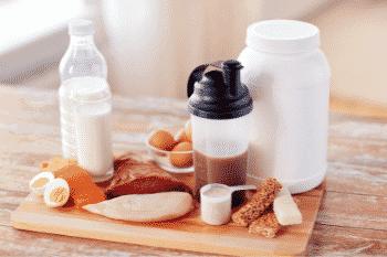 aminozuren komen veel voor in vlees en dierlijke melkproducten