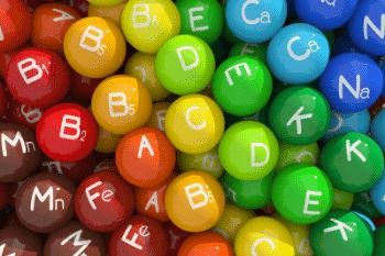 belangrijkste vitamines voor onze gezondheid