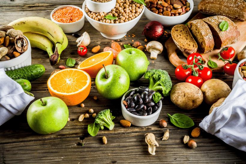 energierijke voedingsmiddelen