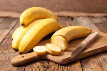 energierijke voedingsmiddelen bananen