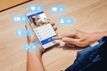 sociale media kan voor laag zelfbeeld zorgen