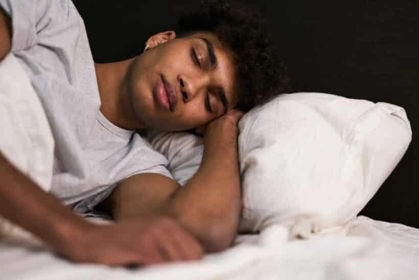 Goede nachtrust verkrijgen