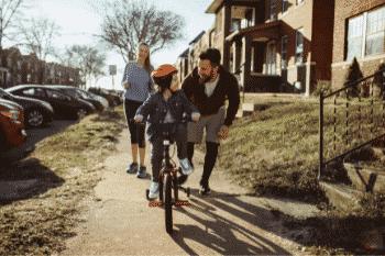 belangrijk voor vaders aanwezig bij het kind