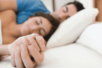 samen slapen goed voor je gezondheid en relatie