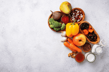 vezelrijke voeding goed voor ontlasting