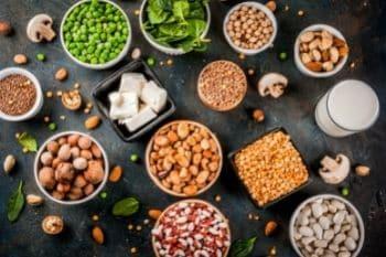 voeding met veel eiwitten goed voor gezondheid